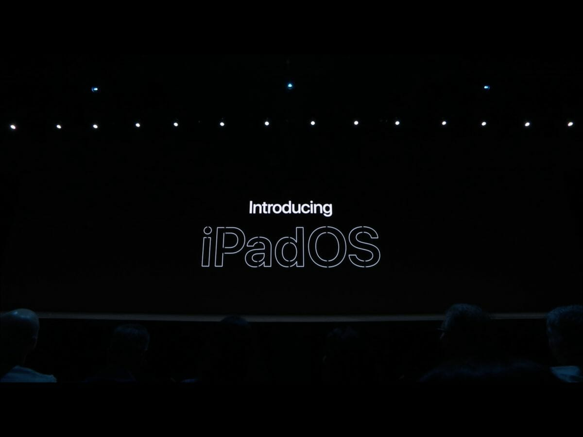 Apple WWDC19: iPadOS