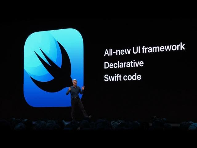 Apple WWDC19: SwiftUI