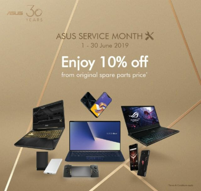 ASUS Service Day
