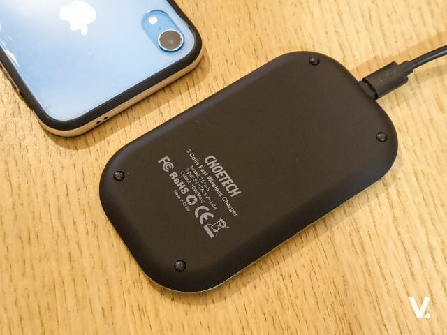 Choetech 10W Fast Wireless Charger Review