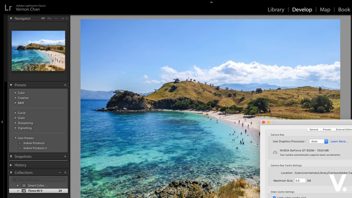 Adobe Lightroom Classic August Photography Update