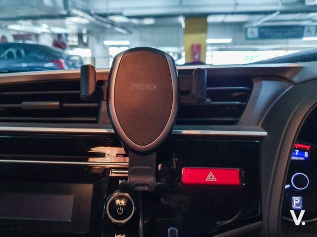 CHOETECH 2-in-1 Wireless Car Charger Review