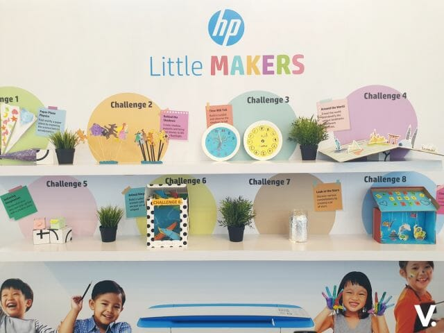 HP Little Makers
