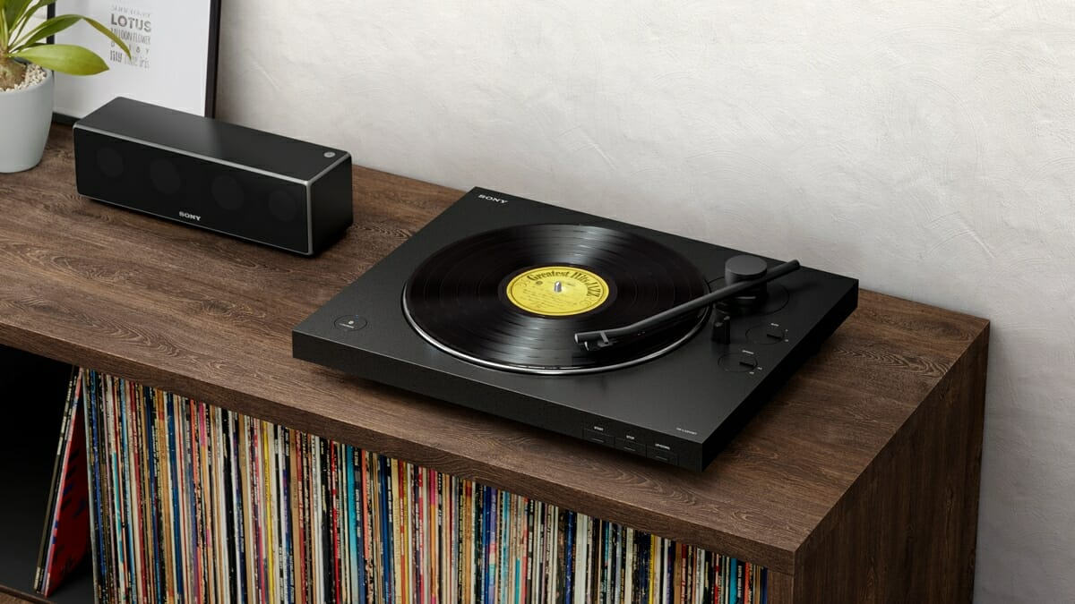 Sony PS-LX310BT Turntable