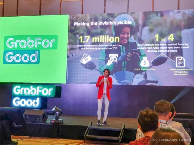 Hooi Ling, Co-founder Grab