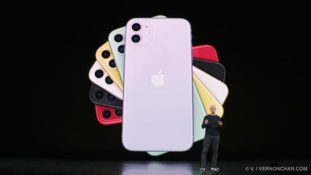 Apple Special Event 2019: iPhone 11