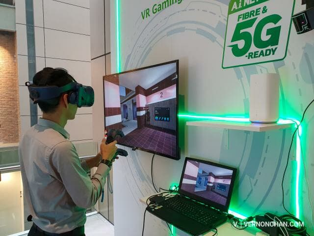 Huawei 5G Experiential Zone