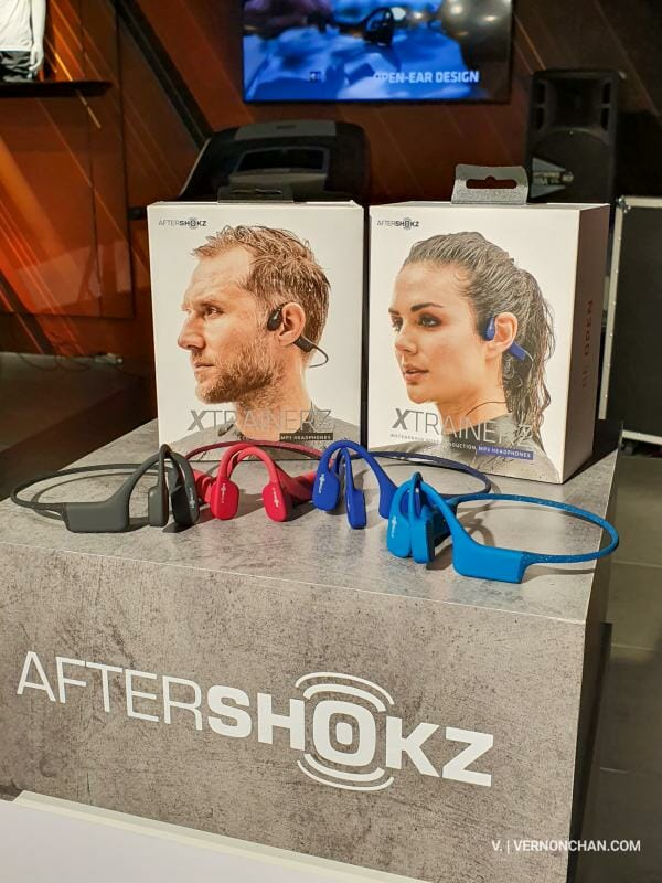 AfterShokz Xtrainer