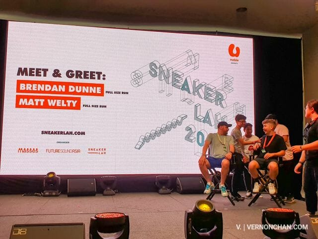 U Mobile x SneakerLAH