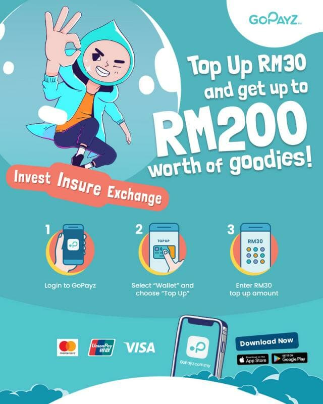 GoPayz Top-Up Campaign