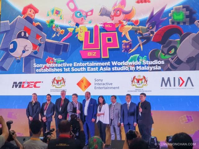 Level Up KL 2019 x Sony Interactive