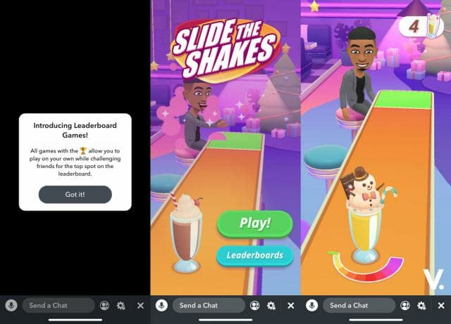 Snap Games: Slide the Shakes