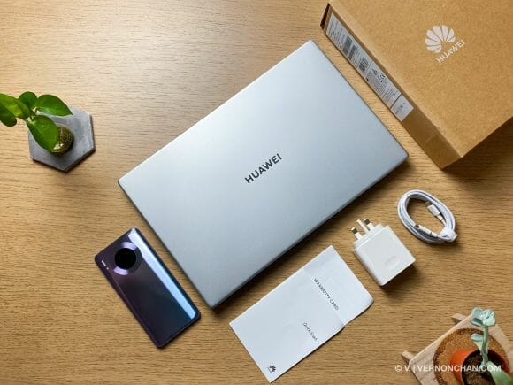 Huawei MateBook D 15 Review