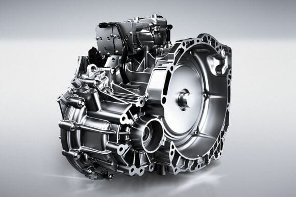 Geely 7-speed dual-clutch transmission