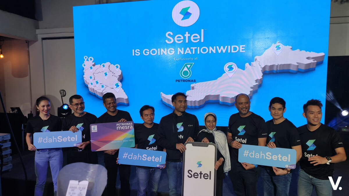 Setel nationwide