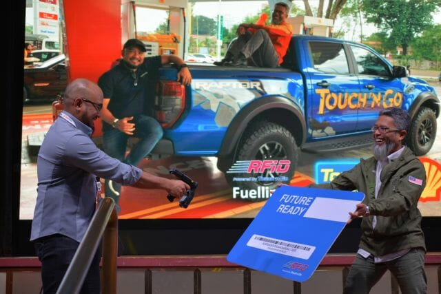 Shell Malaysia x Touch 'n Go