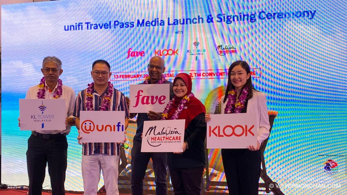 unifi Travel Pass partners