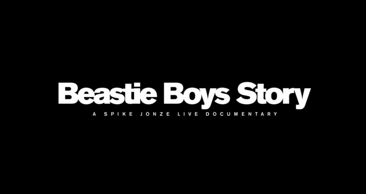 Beastie Boys Story Apple TV+