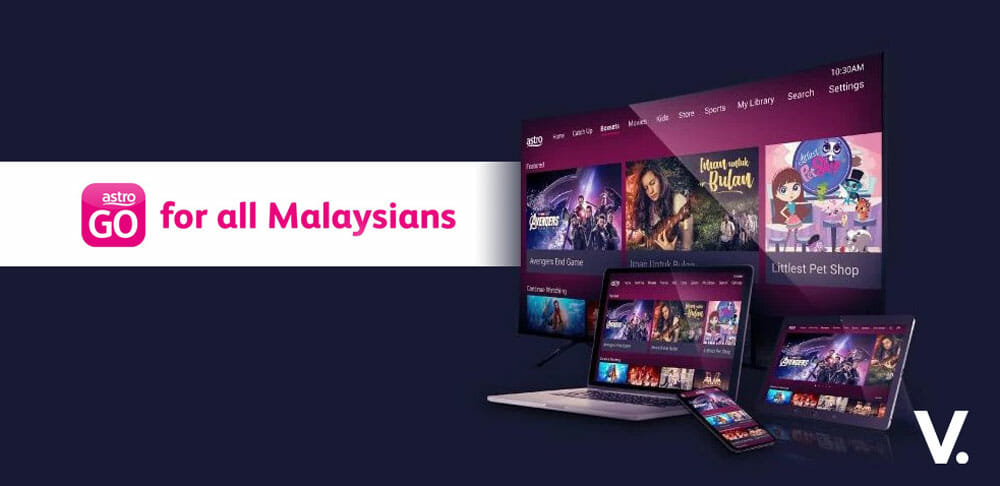 Astro GO free for all Malaysians
