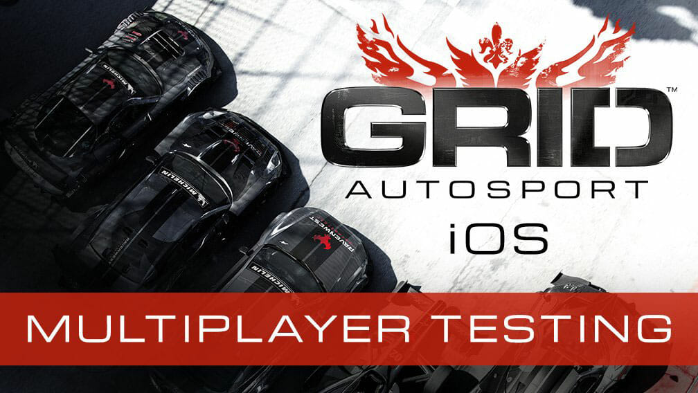 Grid Autosport Multiplayer iOS