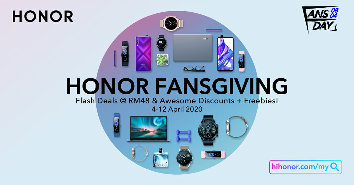 Honor Fansgiving Day