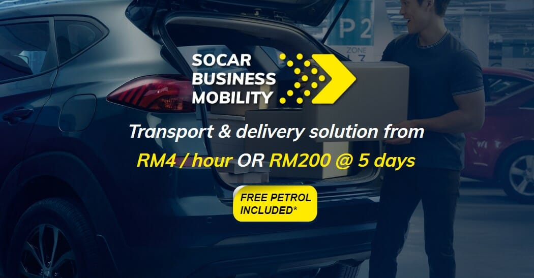 SOCAR Business Mobility