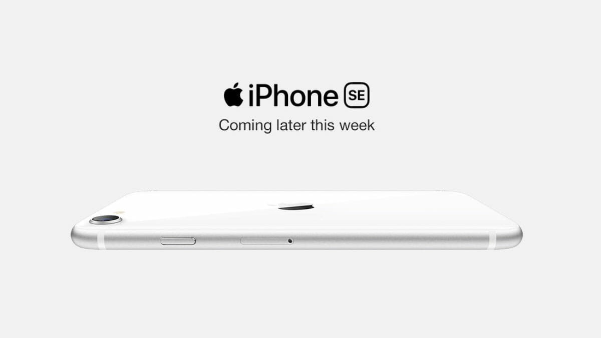 U Mobile 2020 iPhone SE