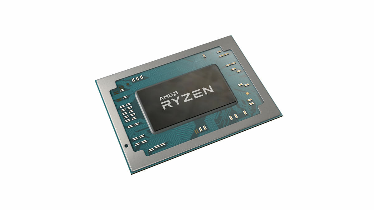 AMD Ryzen 4000 Series Mobile