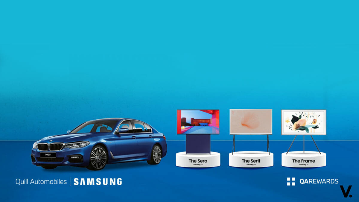 Quill Automobiles x Samsung