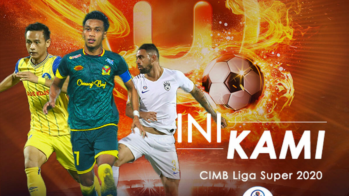 CIMB Liga Super 2020 unifi