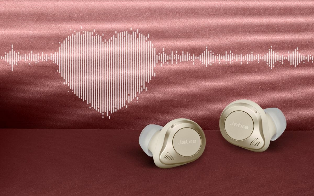 Jabra Elite 85t Valentine's Day