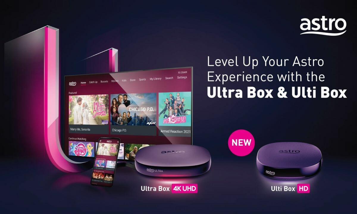 Astro Ultra Box and Ulti Box