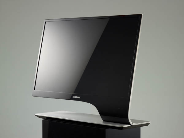 Samsung 3D LED monitor