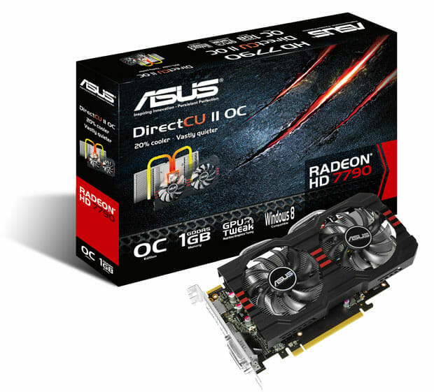 ASUS-HD-7790-DirectCU-II-OC-graphics-card-with-box