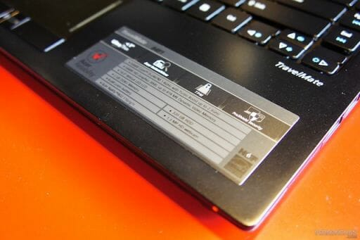 Acer TravelMate 8481 Review