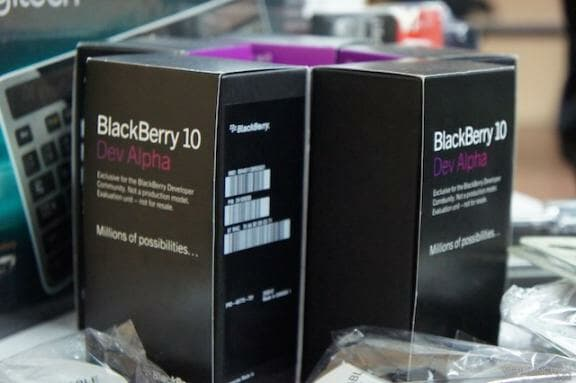 BlackBerry 10 Dev Alpha devices spotted at BlackBerry JamHack 2012, Kuala Lumpur. Can we have one, pretty please RIM???