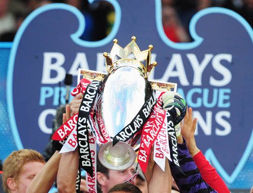 BPL Manchester United