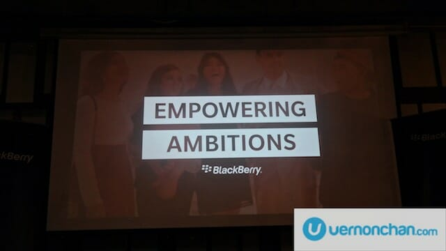 BlackBerry Empowering Ambitions 3