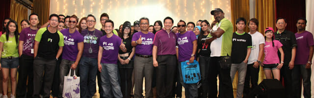 (Centre)-Michael-Lai,-CEO-of-P1-and-the-P1-team