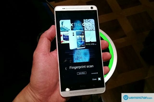 HTC One Max Launch 3