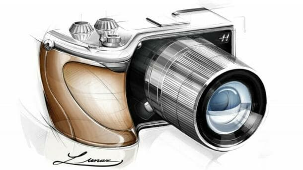 Hasselblad Lunar Drawing-900-90