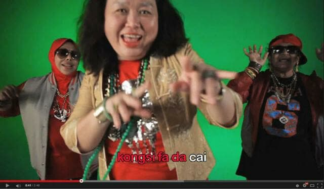 Hotlink Ohhsome CNY Song