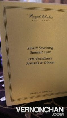 Smart Sourcing Summit 2012. Image credit: Moses
