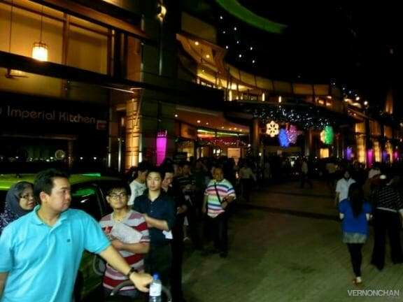 Maxis iPhone 5 Launch 2