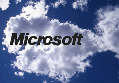 Microsoft-Cloud. Image credit: LatestDigitals.com