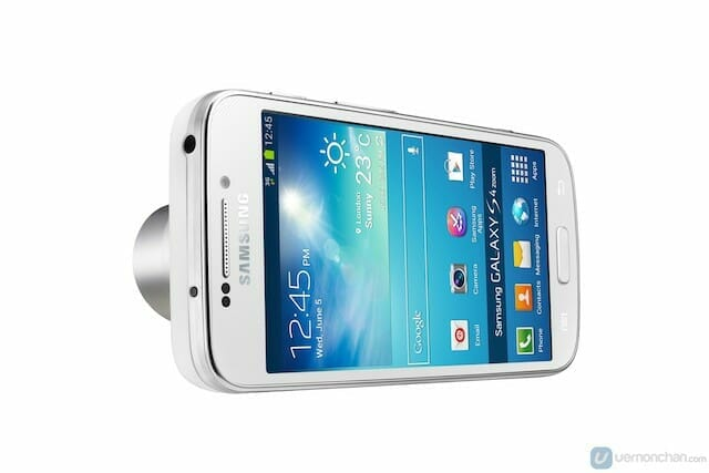 Samsung GALAXY S4 zoom 10