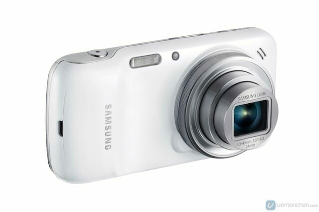 Samsung GALAXY S4 zoom 9
