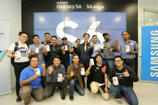 MyGalaxyS6 contest winners