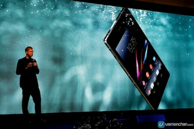 Sony Xperia Z1 Launch 3