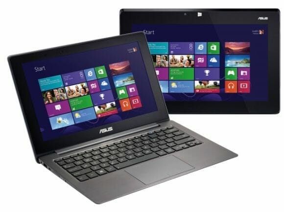 ASUS TAICHI in action!